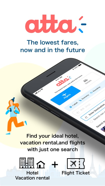 Atta Get Hotel Flight Deals By Atta Inc