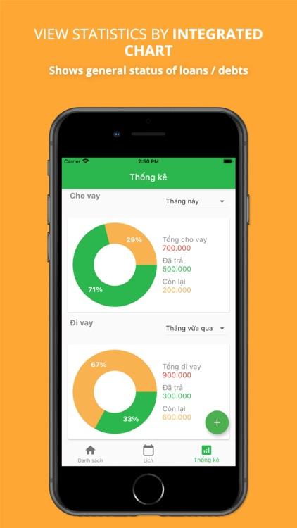 Debt Manager Application
