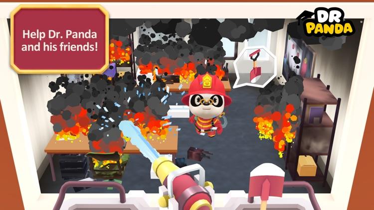 Dr. Panda Firefighters screenshot-0