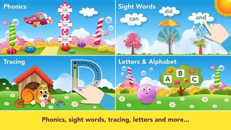 Sight Words & Phonics Reading