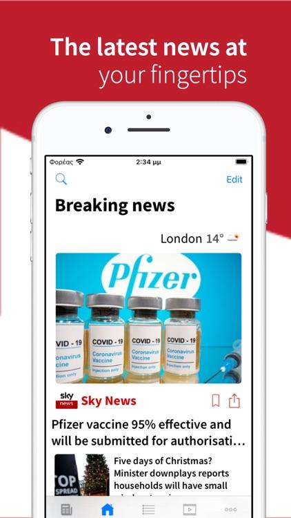 Breaking news Premium