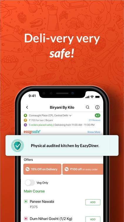 EazyDiner - Table Reservations screenshot-5