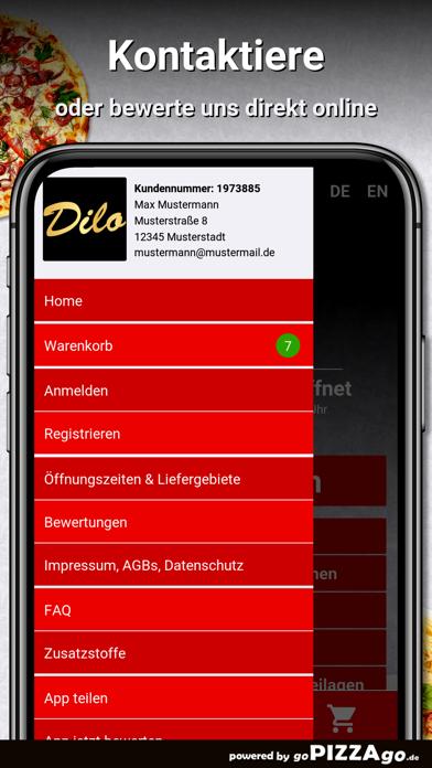Dilo Witten Pizzeria screenshot 4