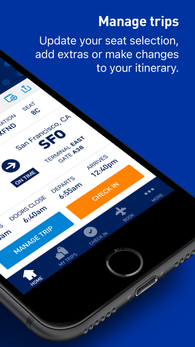 Download JetBlue - Book & manage trips for Android