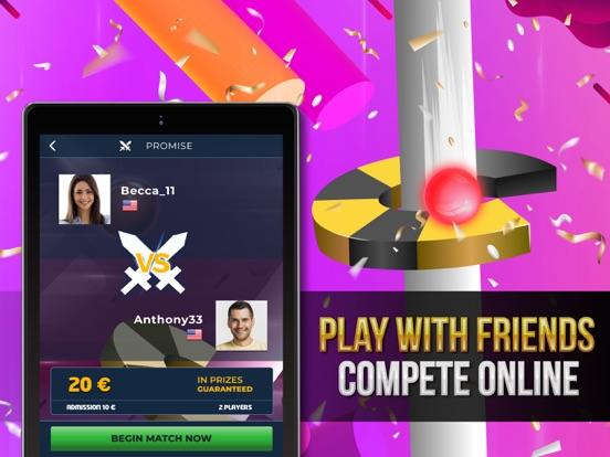 Helix Bounce - Jump & Win Cash screenshot 8