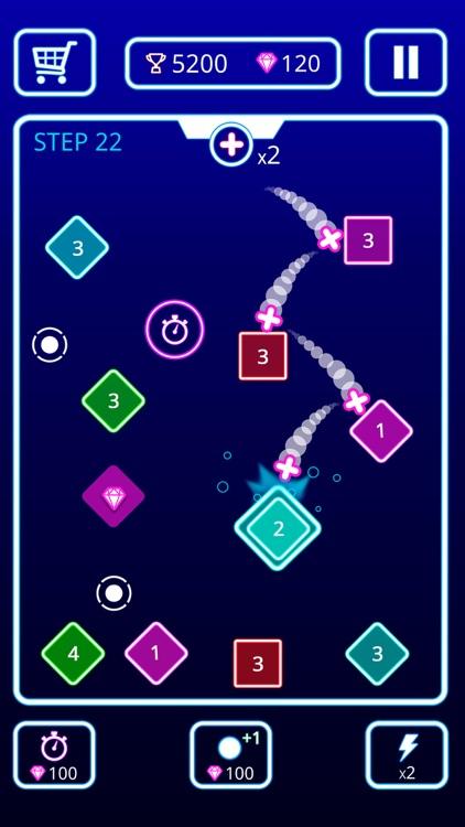 Bombs Drops - Physics balls screenshot-0