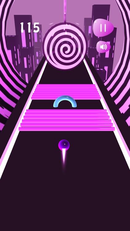 Trippy Ball 3D Game