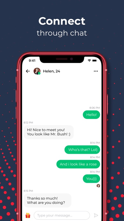 uDates Local Dating: Chat,Date screenshot-4