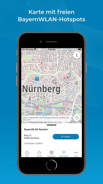 cancel BayernApp - Verwaltung mobil subscription image 2
