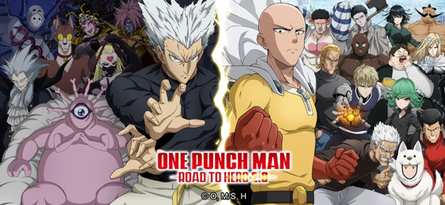 ‎One-Punch Man:Road to Hero 2.0 Screenshot
