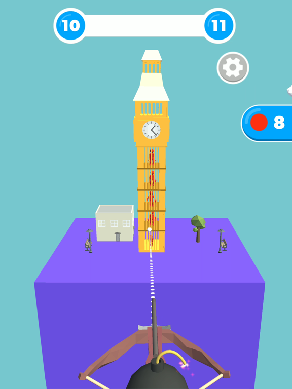Slingshot Smash: Shooting Boom screenshot 7