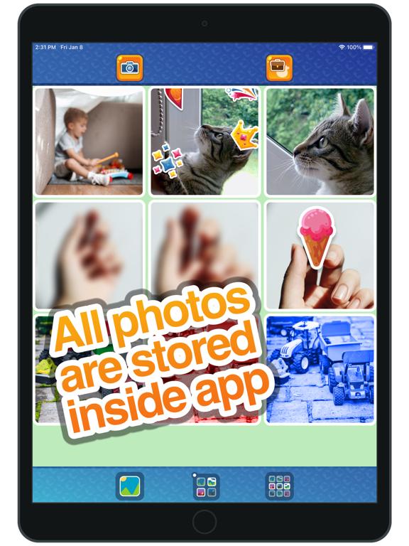 Watch The Birdie - Photo App screenshot 7