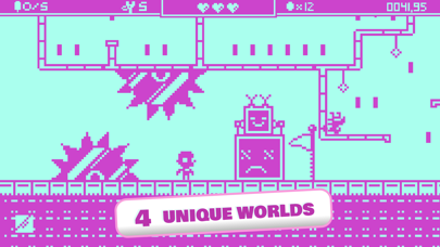 Pixboy - Retro 2D Platformer screenshot 6