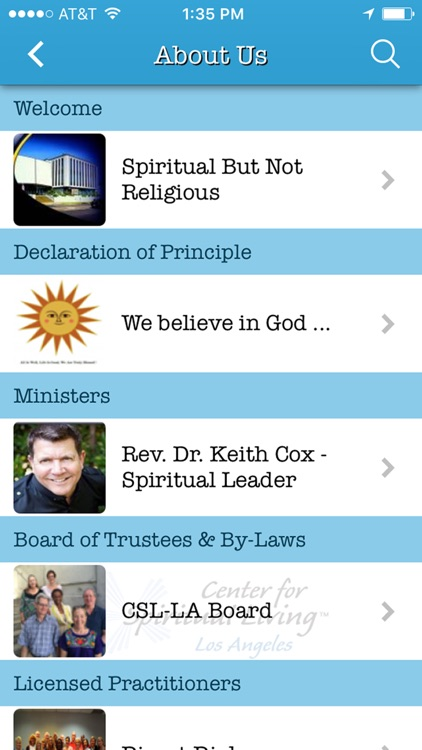 Center for Spiritual Living-LA screenshot-3