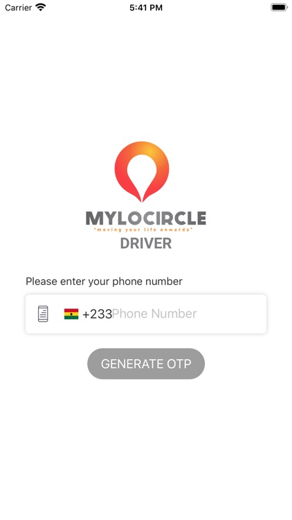 Mylo Driver