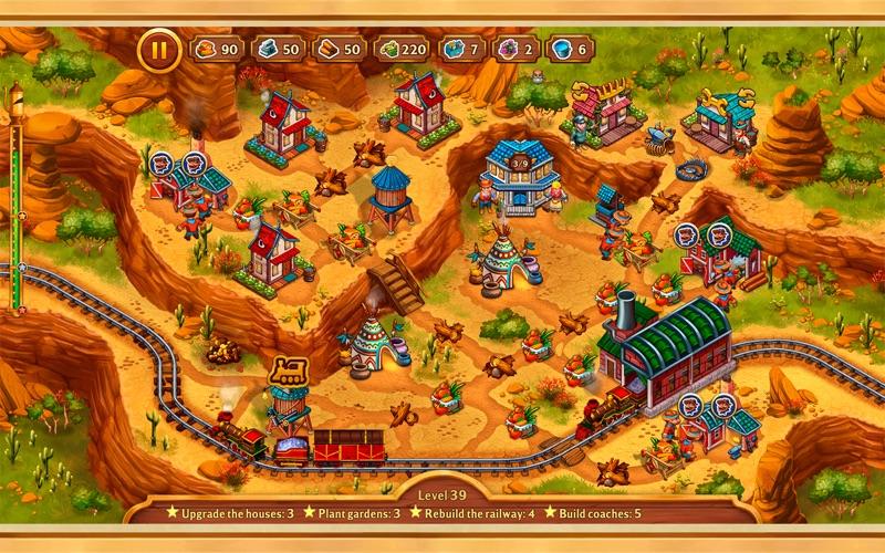 Golden Rails: Small Town Story screenshot 6