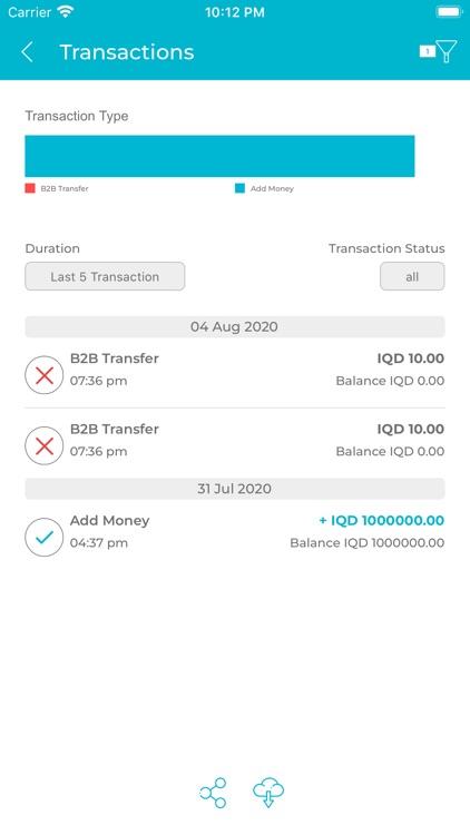 NassWallet Merchants screenshot-7
