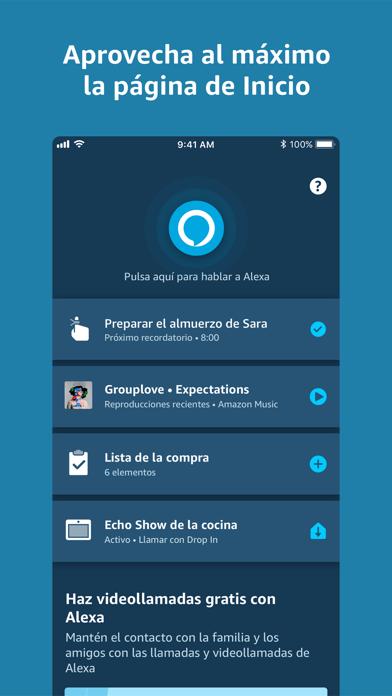 Descargar Amazon Alexa para Android