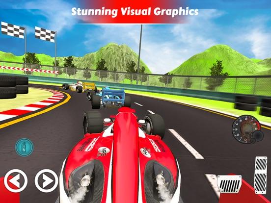 Formula Car Speed Drift Stunt screenshot 7