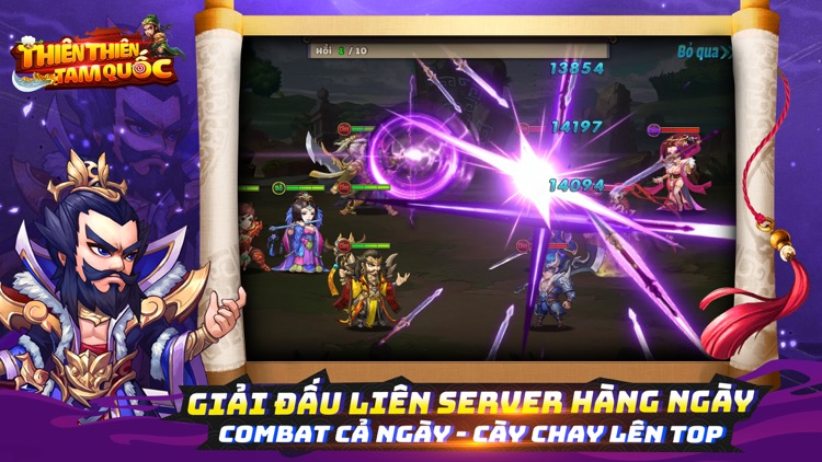 Thiên Thiên Tam Quốc screenshot-5