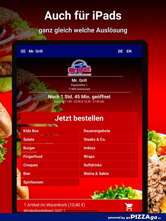 Mr. Grill Greifswald screenshot 7