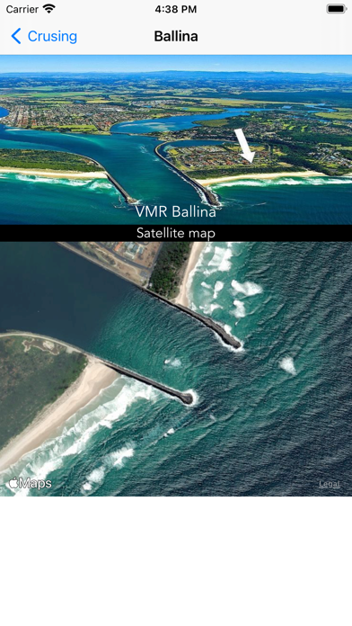 Cruising NSW and Coral Coast screenshot 2