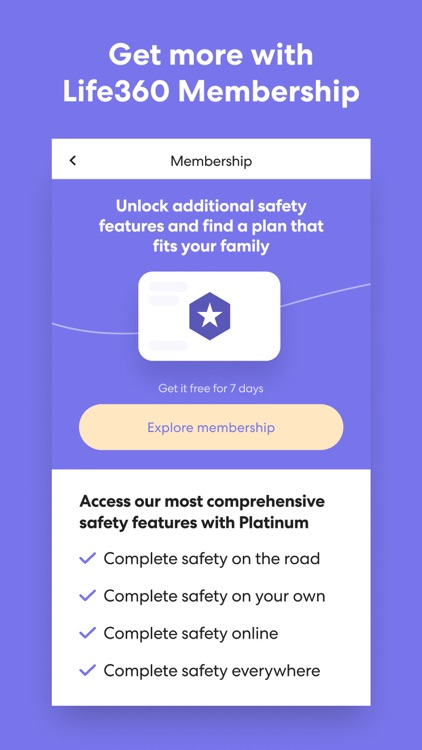Life360: Safety for Families screenshot-9