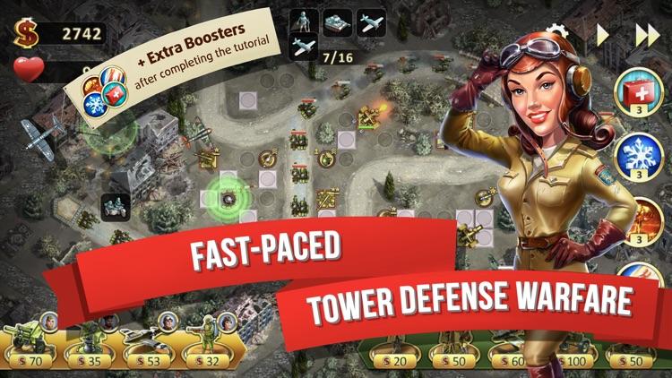 Toy Defense 2 — Tower Defense screenshot-3