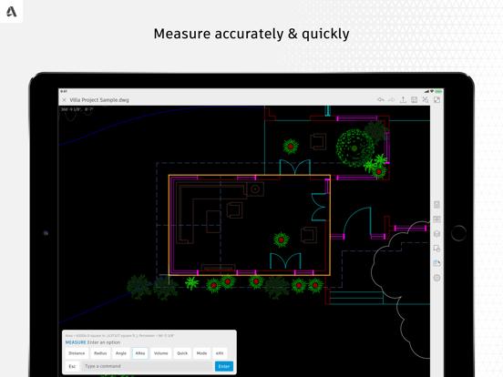 AutoCAD 360 screenshot