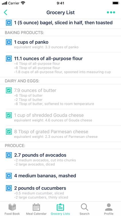 Food Friend: The Recipe App screenshot-4