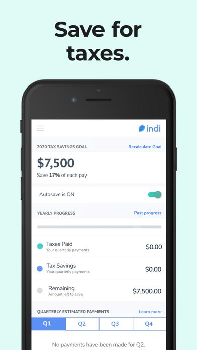 indi – Smart BankingScreenshot of 3
