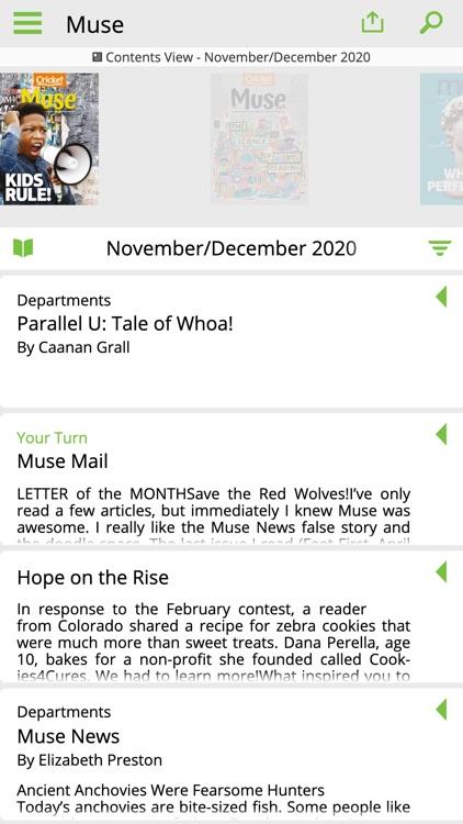 Muse Mag: Science tech & arts screenshot-4