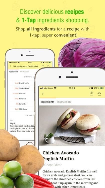 Chopp: On-demand Grocery screenshot-7