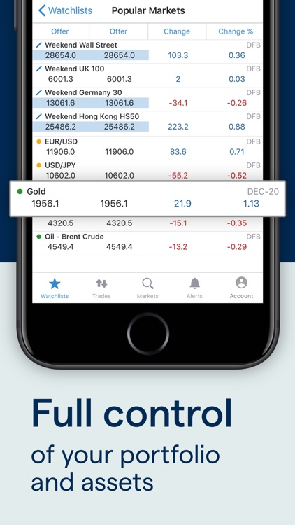 IG Trading Platform screenshot-4