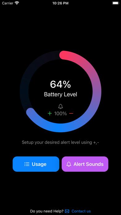 BatteryFull + (Alarm)のおすすめ画像4