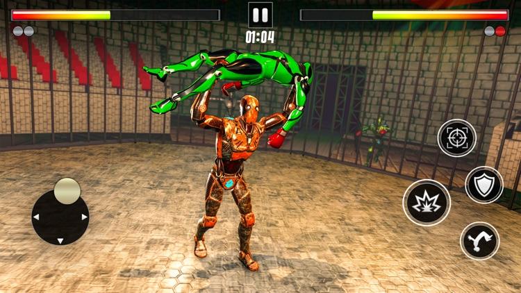 Immortal Robot Fight Challenge screenshot-3
