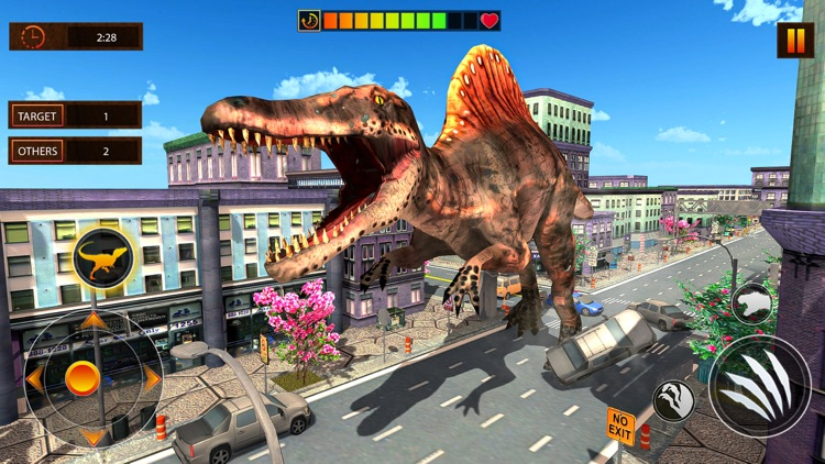 Dino Survival Safari Hunting screenshot-4