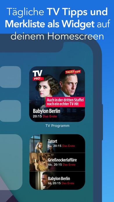 TV Programm TV ProScreenshot von 1