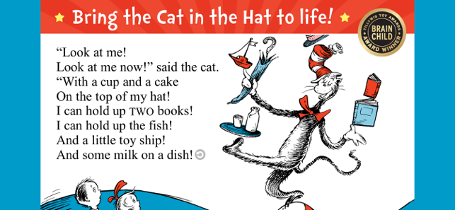 ‎The Cat in the Hat Screenshot