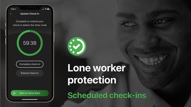 LoneWorker Pro—Safety Alerts