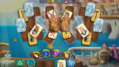 Solitaire Dreamland Adventure screenshot 6