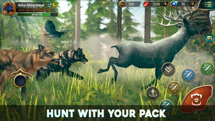 Wolf Tales - Online RPG Sim screenshot-7