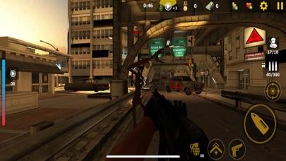 SCP Siren Head Zombie Shooterのおすすめ画像7