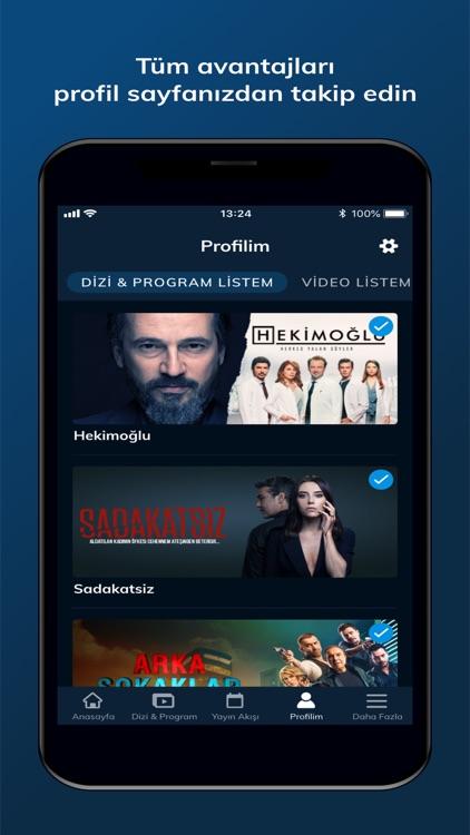 Kanal D for iPhone screenshot-4