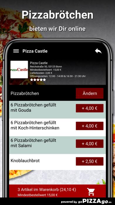 Pizza Castle Bonn screenshot 5
