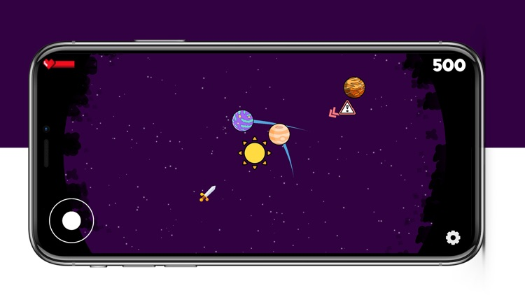 Angry Planets: Solar Destroyer screenshot-3