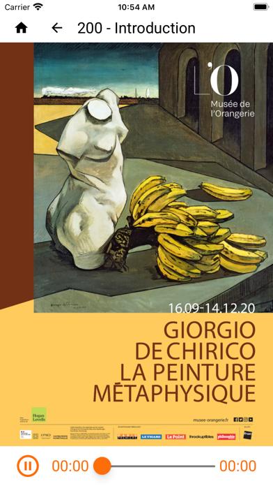 Chirico. Metaphysical painting screenshot 3