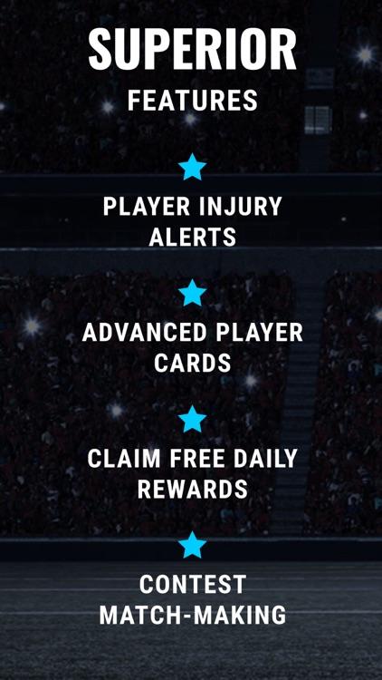 SuperDraft Fantasy Football screenshot-8