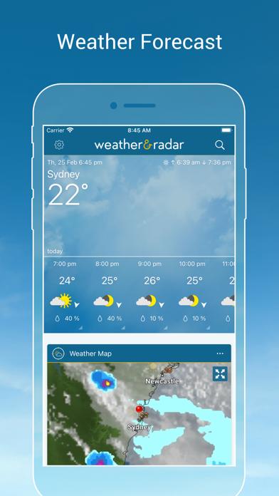 Weather & Radarのおすすめ画像1
