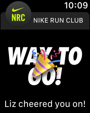 pronto impacto Cabecear  Nike Run Club on the App Store